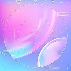 Tani Yuuki「W / X / Y」のCDジャケット