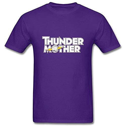 AT Men's Thundermother Logo Short Sleeve T-Shirt