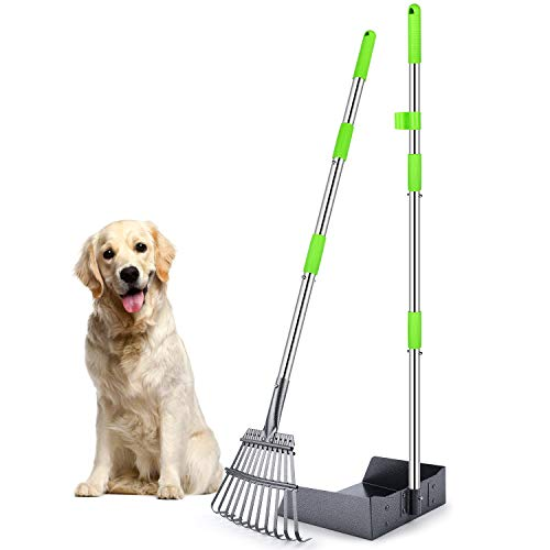 metal dog pooper scooper