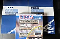 TOMIX92336 JR E233 0系 通勤電車 中央線T編成基本+増結Ⅰ+Ⅱ