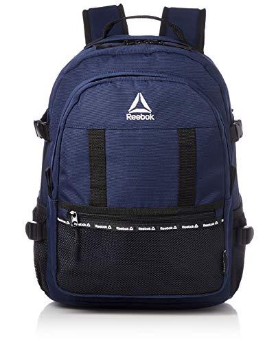 [リーボック] リュック メンズ レディース リュックサック 大容量 カジュアル スポーツ ブランド 30l a4 a3サイズ 通学 通勤 旅行バッグ ARB1026 ネイビー F