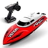 USA Toyz Remote Control Boat for Pools & Lakes – Udi001 Venom Fast...