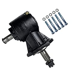 Fits Models: Razorback Series BH4, BH5, BH6, BH4-2, BH5-2, BH6-2 Fits Models: RD5, RD6, RZ160, RZ60 – Gearbox Assembly P/N 00786192 Fits Models: Howse 500 & 5' M Series King Kutter Modern 6' Competitor & Sunshine Mohawk Brave 4, 5 & 6 Sidewinder GM 6...