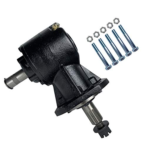 Shear Bolt Gearbox 35-45HP by Rancher Supply - Rotary Replacement Kit for Omni Gear RC30 with 5 Extra Shear Bolts, Lubricant Not Included