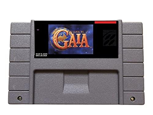 Lksya Gaia 2021 new Super intense SALE USA-NTSC Version 16 Bit Gray Games 46 Video Pins