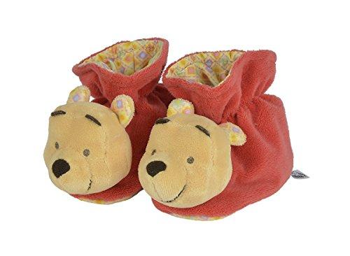 Simba - 6315873654 - Chaussons Hochet - Disney Winnie l'ourson