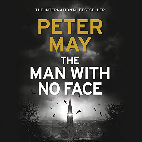The Man with No Face Audiobook By Peter May cover art