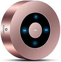 【Intelligentes Touch screen Design】SoundAngel A8 Tragbarer Drahtloser Bluetooth Lautsprecher In Kombination mit der intelligenten Touch screen technologie und dem Echo Dot Design bietet Ihnen Sensitive touch eine witzige Steuerung. Durch sanftes Berü...