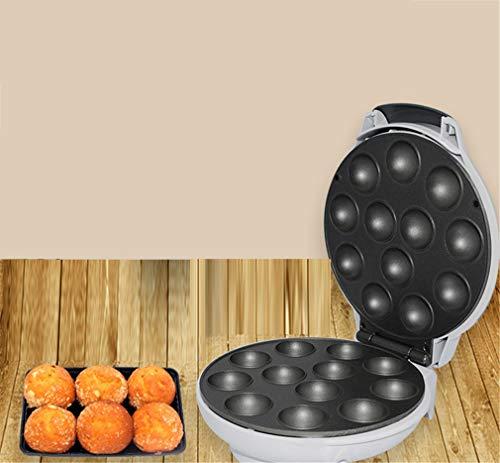 LY-JFSZ Máquinas para Hacer Magdalenas Y Cupcakes Hacer Una Torta, Torta De Control Automático De La Temperatura De La Máquina Desayuno Máquina Eléctrica Grill