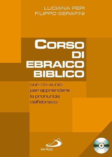 Corso di ebraico biblico. Con CD Audio: 1