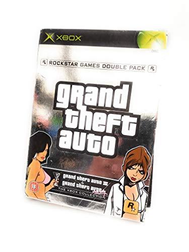 GTA III + GTA : Vice City Occasion [ Xbox ]