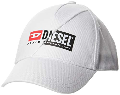 Diesel, Cap-Cuty Cap, Blanco, DSL_A00584 0KAVL 100 - One Size