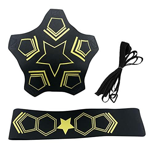 Damen Stroh Sonnenhut Floppy Wide Brim Fashion Strandaccessoires Packbar & Verstellbar