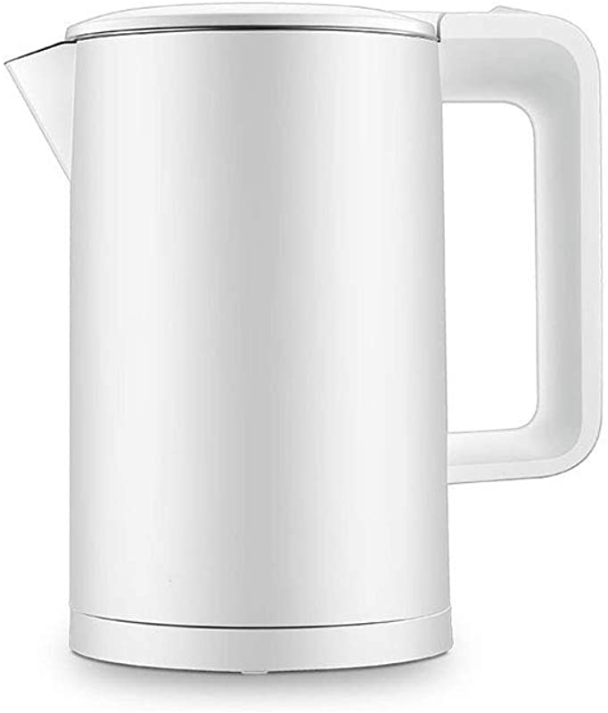 Electric Kettle Water Boiler 1 7L Large Capacity Automatic Power Off Fast Heating 304 Stainless Steel Boiler Electric Tea Kettle Kettles Tea Pot White