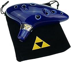 """Cheffort"" 12 Hole Ocarina From Legend of Zelda,alto C Ocarina with Protective.."