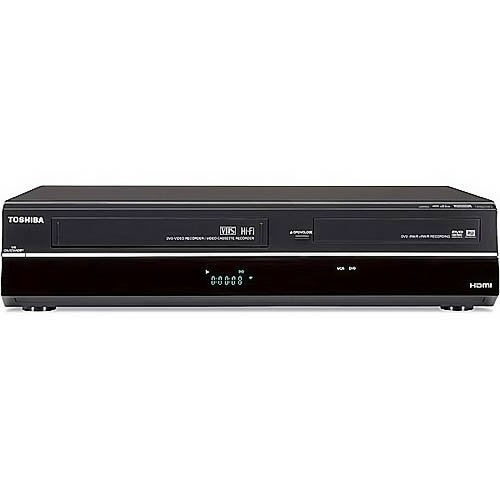 Toshiba DVD/VHS Recorder (DVR620) No Tuner (Discontinued 2009 Model)