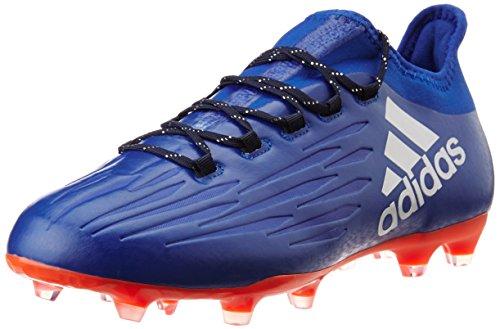 Adidas X16.2 FG BB4180 Herren Fußballschuhe, 40 EU, Königsblau