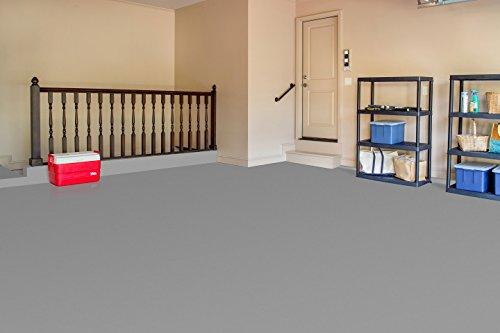 KILZ L377611 1-Part Epoxy Acrylic Garage Floor Paint