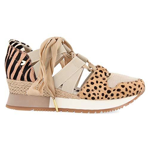 Gioseppo PARMELE, Zapatillas Mujer, Multicolor, 36 EU