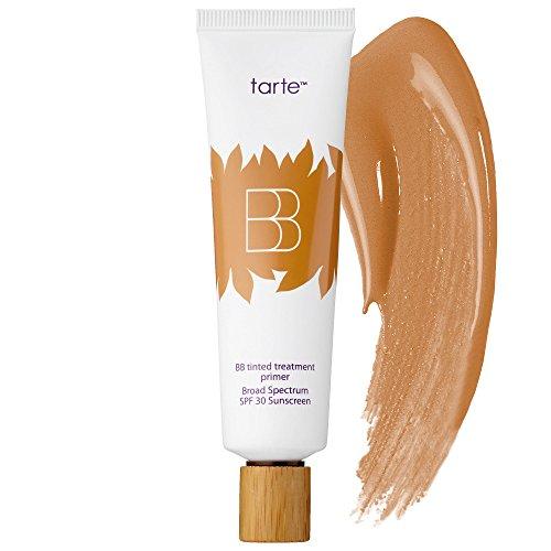 BB tinted treatment 12-hour primer Broad Spectrum SPF 30Â? sunscreen, medium-tan 1 ea by Tarte