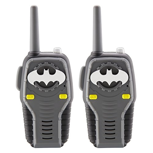 Kids Deluxe Batman Costumescape - Batman FRS Walkie Talkies for Kids