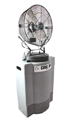 Ventamatic Premium Misting Fan for Commercial Use