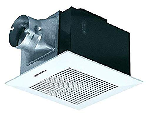 Panasonic FV-17CU8 105 mm Aluminium Ceiling Mount Ventilation Fan (White)