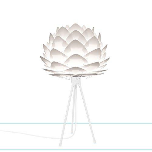 Vita Silvia mini trípode de mesa en color blanco