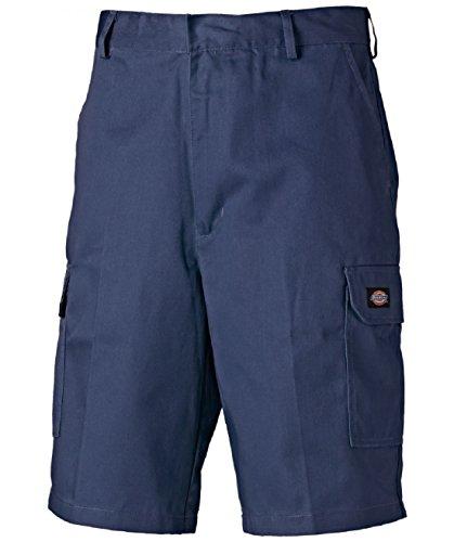 Dickies Redhawk Cargoshorts, Arbeitsshorts (Marineblau, DE 56 (UK 40))