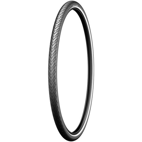 Michelin Reifen Protek Draht Cubierta, Unisex Adulto, Negro, 700 x 32c