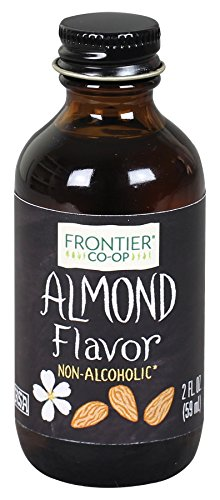 Frontier Co-op Almond Flavor, Non-Alcoholic, 2 ounce bottle