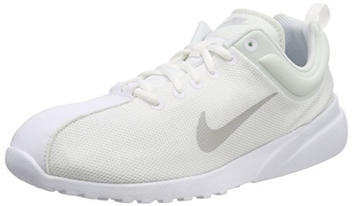 Nike Wmns Superflyte, Zapatillas de Running para Mujer, Blanco (White/Pure Platinum/White 100), 44.5 EU