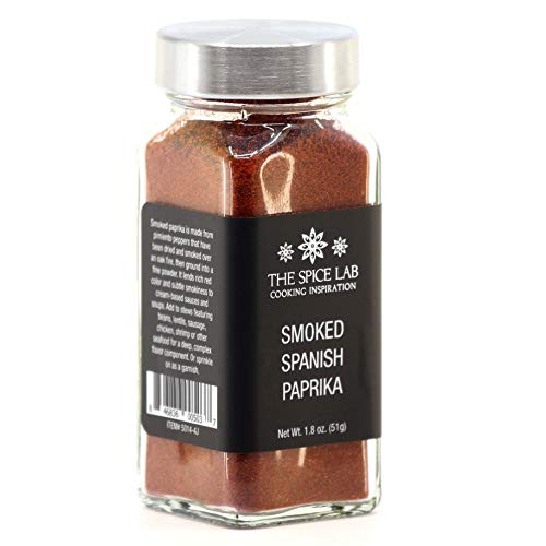 The Spice Lab Smoked Paprika Powder