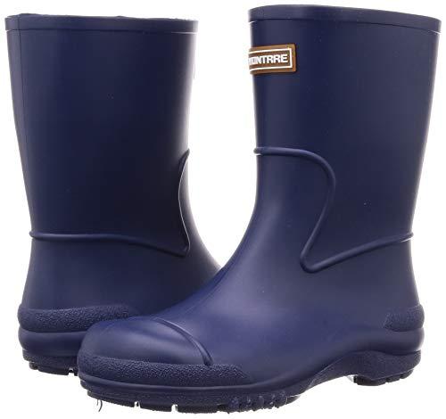 [アキレス]レインブーツ長靴軽量日本製14cm~21cm2Eキッズ男の子女の子SCB1070ブルー21.0cm