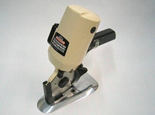 "ELECTRIC CLOTH CUTTER 4"" BLADE FABRIC CUTTING MACHINE RC-100 -  Cutex Sewing Supplies"