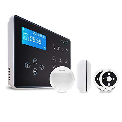 Atlantic'S – Allarme casa senza fili GSM ATEOS Kit 1C (MD-326R)