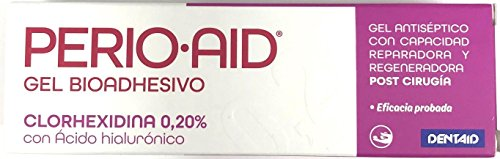 Perio Aid, Gel y jabón - 30 ml.