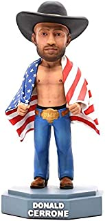UFC Bobblehead Limited Donald Cowboy Cerrone - MMA UFC Action Figures Fight Night Sports Memorabilia , Handmade, Hand Painted, Limited, Numbered