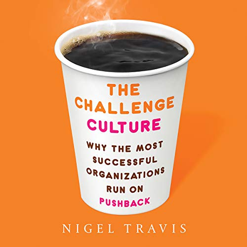 The Challenge Culture audiobook cover art