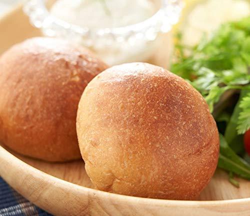 低糖質パン 糖質制限 糖質オフ パン ふんわりブランパン ロールパン 低糖質 パン ブラン 小麦ふすま フスマ粉 糖質カット 食物繊維 食事制限 置き換え ロカボ (30個入り)