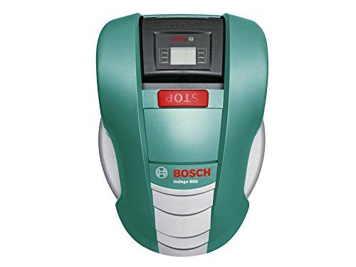 Bosch Indego 800 Robot - Cortacésped (Robot cortacésped, 26 cm,...