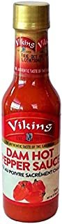 Viking Dam Hot Pepper Sauce 5.8oz