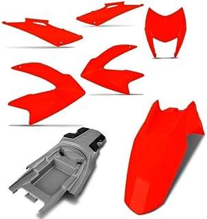 Kit Carenagem Completa Nxr Bros 150 Preto 2011 Pro Tork