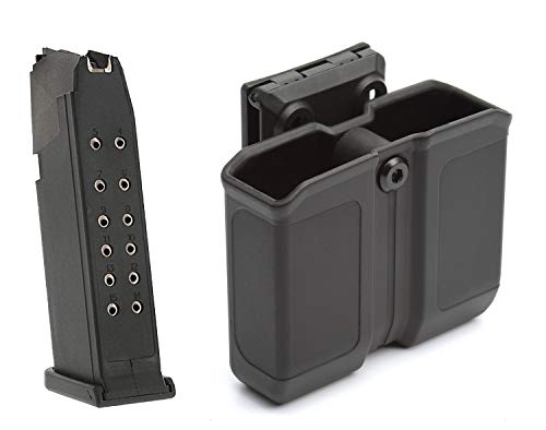 OWB Polymer Double Magazine Holster…