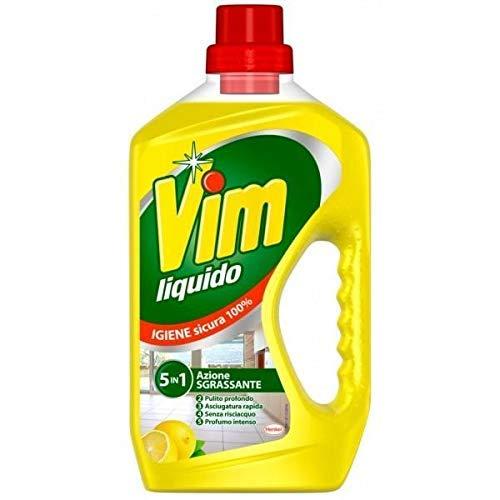 Vim Líquido limón 750 ml