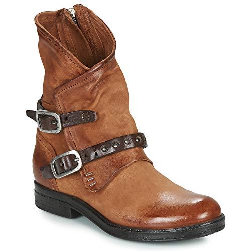 A.S.98 Damen Boots Cognac 38
