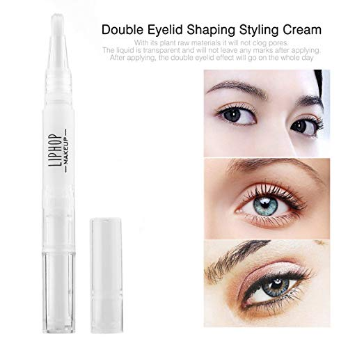 Double Eyelid Shaping Natural Permanent Glue Stick Lasting Invisible Transparent Eyelid Lift Styling Cream Shaping Tools