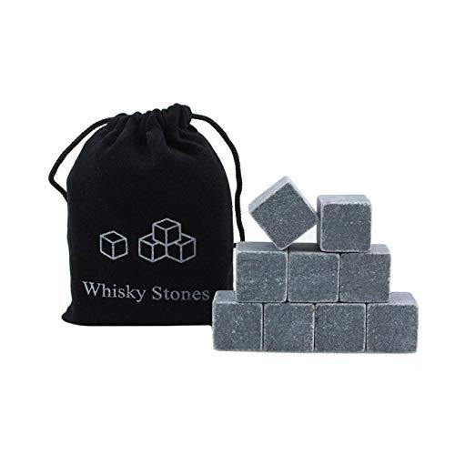 Ballylelly Whisky-Eiswein-Steine Whisky-Stein-Eiswürfel Marmor-Eisstein Eisstadt-Stein