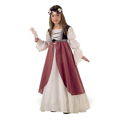 Limit Sport Demoiselle d'honneur médiéval - Costume Enfants - 9/11 Jahre