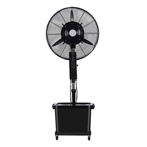 Ventilatore Su Piedistallo Per Capannone Industriale Ventilatore Elettrico Industriale Ventilatore Di Regolazione Sollevabile Spray Aggiungi Ventilatore Per Pavimento Ad Acqua Ventilatore Oscillante